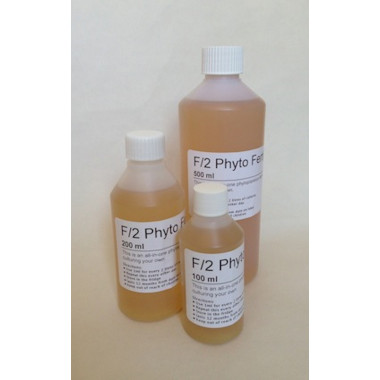 Phyto Nutrient Modified F/2 medium Phytoplankton culturing