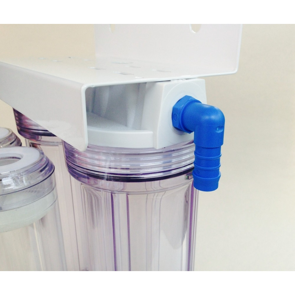 Double Fluidised Bed Filter Reactor with 19mm tails ...