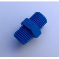 Equa Nylonl 1/4 BSP Nipple