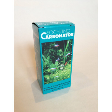 Söchting Carbonator CO² Refill for planted fresh water aquariums