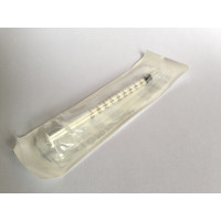 5x 1ml disposable syringe (sterile)