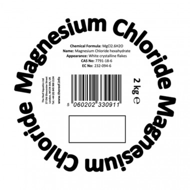 Magnesium Chloride Aquarium Chemical Salt Suppliment 1kg