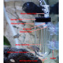 Fish Egg Incubator / Tumbler Aquarium fish hatchery, Cichlid, Banggai cardinal