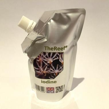 Iodine is a concentrated liquid iodine supplement for marine aquaria 250ml