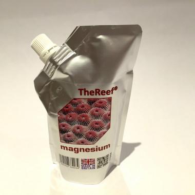 Magnesium is a concentrated liquid magnesium supplement for marine aquaria 500ml