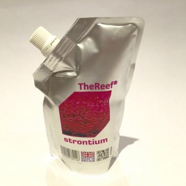 Strontium is a concentrated liquid strontium supplement for marine aquaria 250ml