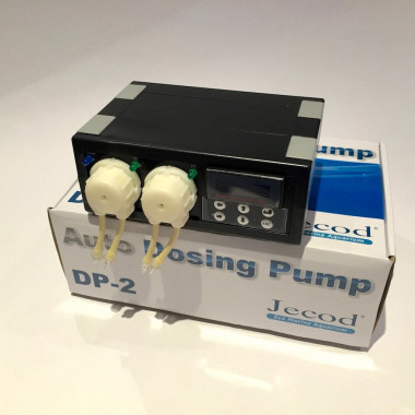 Jebao / Jecod DP-2 Auto Dosing Pump Automatic Doser for Reef aquarium elements