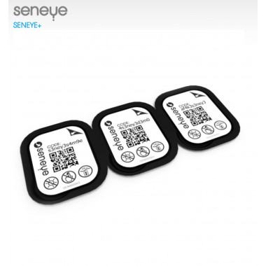 seneye Slide Pack Monitor Tests - Seneye+ HOME / REEF / POND - 3 Months Slides