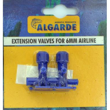 Algarde Extension Valve 6mm
