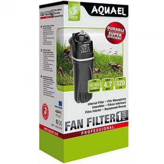 Aquael Fan Filter Mini Plus (30 - 60 Litre) Tropical Fish Tank Filter