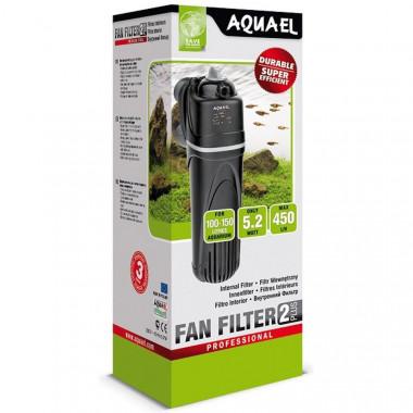 Aquael Fan Filter 2 Plus (100 - 150 Litre) Tropical Fish Tank Filter