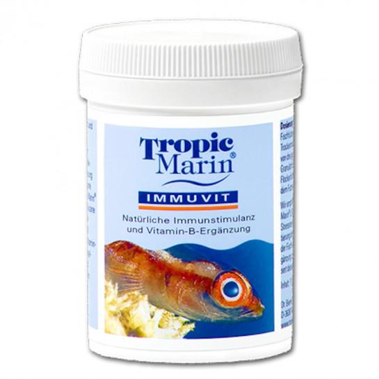 Tropic Marin Immuvit 60g Immune System Booster Aquarium Marine Fish Tank