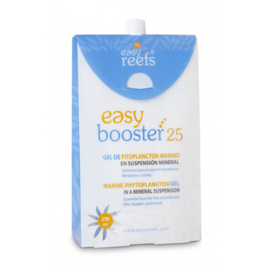 Easy Booster 25 Marine Phytoplankton Reef Aquarium Algal Feed 250ml