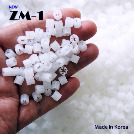 ZM-1 Micro Filter Media Fish Tank Aquarium filtration External Biological 1 litre