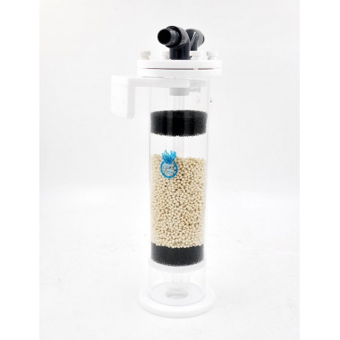 Coral Box External PR80 Bio pellet, Carbon, Fluidised Reactor Filter
