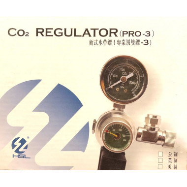 Co2 regulator. HSL electronic control ideal for use with a calcium reactor.