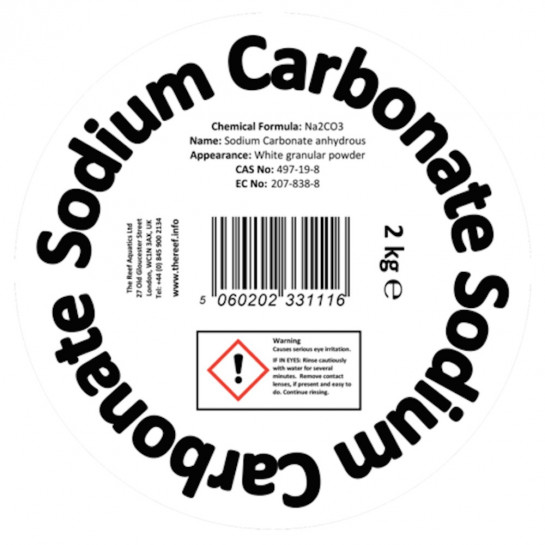 Sodium Carbonate Aquarium Chemical Salt Suppliment