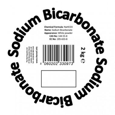 Sodium Bicarbonate Aquarium Chemical Salt Suppliment