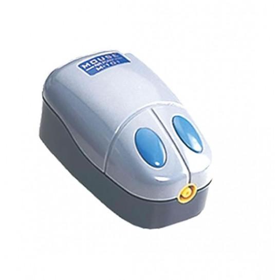 Mouse Super Silent Air Pumps Fish Tanks Aquarium 20 Litre - 200 Litre