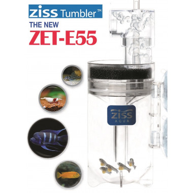 ZET-E55 Fish and Shrimp Egg Tumbler / Incubator Aquarium fish and Shrimp hatchery
