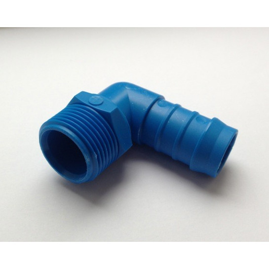 90° elbow 3/4 BSP-19mm