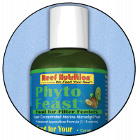 Phyto Feast 5 species Concentrated Algal Feed 100ml Marine Coral Reef LPS SPS