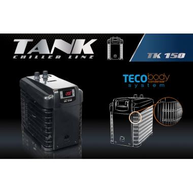 TECO TK 150 Aquarium chiller 150 litre capacity. Suitable for both Fresh & Salt water systems