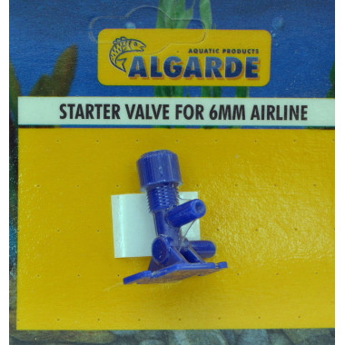 Algarde Starter Valve 6mm