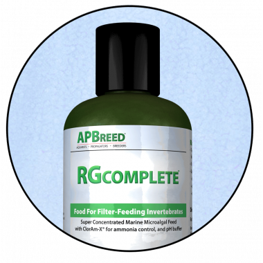 RGcomplete Rotifer & Brine Shrimp Feed / Enrichment Phytoplankton 474ml