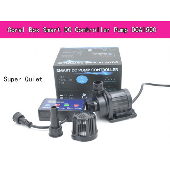 Coral Box DCA1500 DC Aquarium Pump Manufactured Exclusively by Jebao