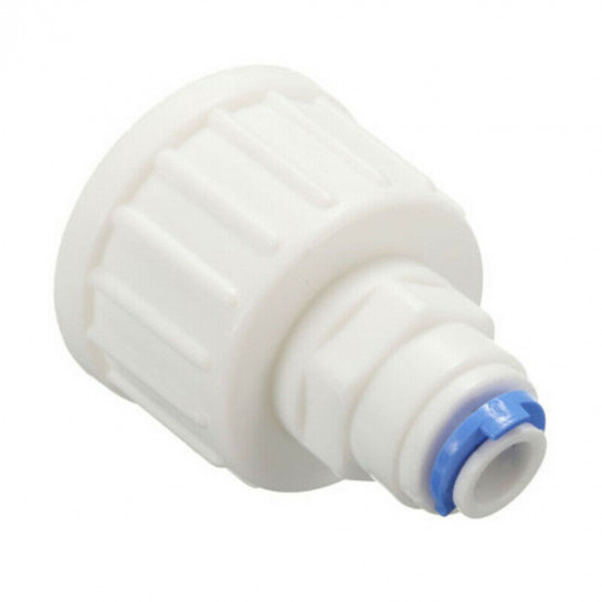 """Tap Connector for 1/4"""" reverse osmosis tube"""