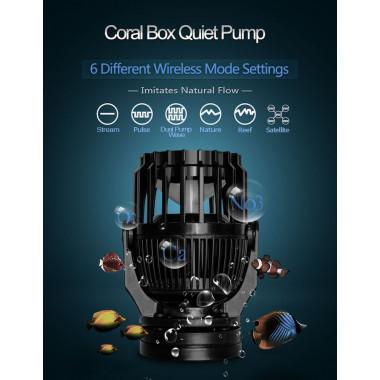 Coral Box QP-5 Ultra Quiet Pump Wave Maker UK Plug, UK Seller