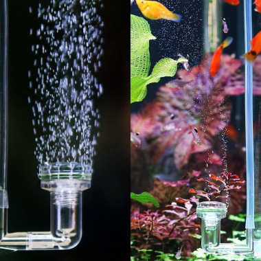 The All New Ziss ZD-200 Co2 Fish Tank Aquarium Plant Diffuser