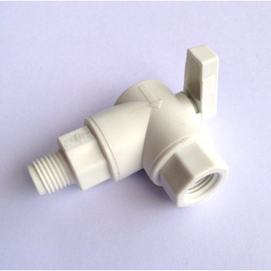 Replacement Tap / Valve for 2 litre Brine Shrimp culture vessel / hatcher