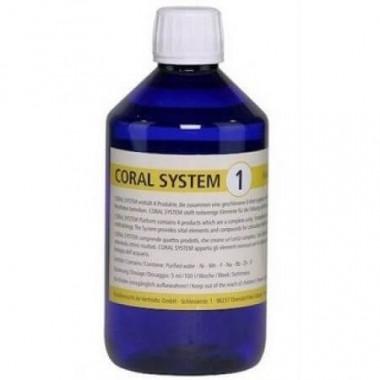 Korallen Zucht: Coral System 2 Coral culturing additive