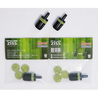 Plastic Sinking Fish Tank Aquarium Air Stone Diffuser Ziss ZAD-15