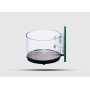 SF-1 Brine Shrimp Sieve / Feeder Mesh Net Fish Food Feeding Station Ring