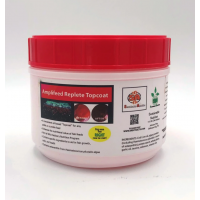 Amplifeed™ Top Coat. Ideal for any milled fish feeds or Pellets 1kg