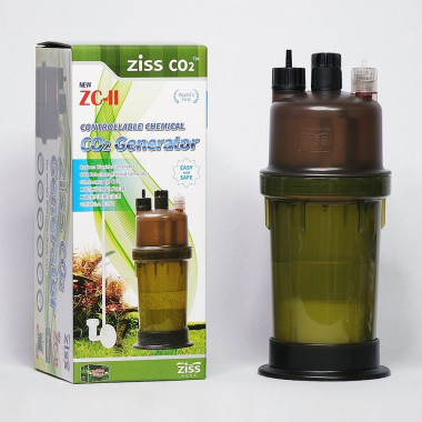 The All New Ziss ZC-11 Co2 Generator for planted Fish Tank Aquariums