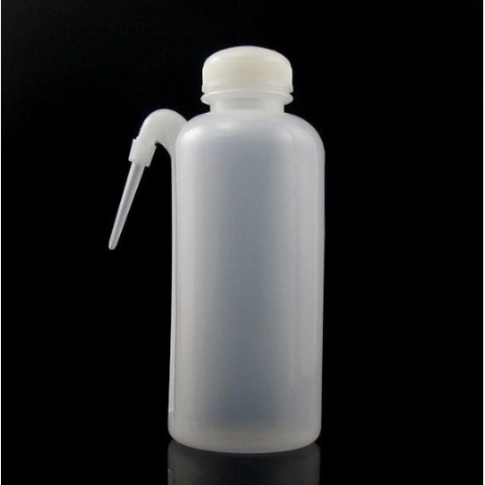 Wash Rinse Squeeze Laboratory bottle