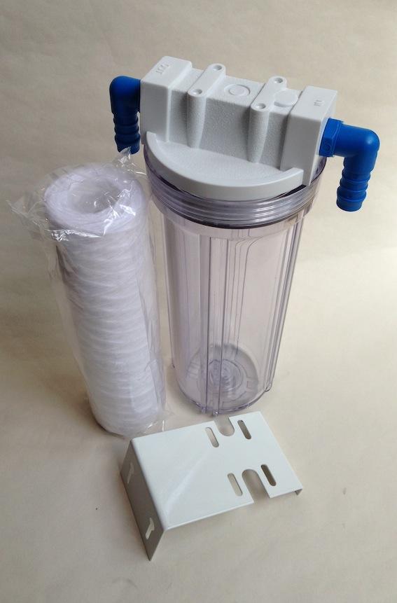 In-line Aquarium Water Filter